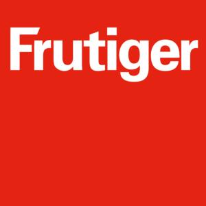Frutiger AG