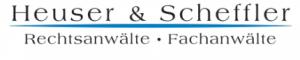 Heuser & Scheffler Rechtsanwälte | Fachanwälte