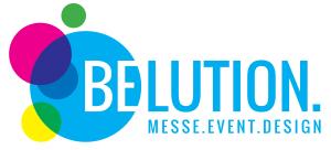 Belution Messe.Event.Design.