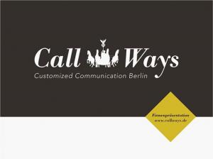 CALLWAYS Call Center GmbH
