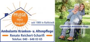 Ambulante Kranken- und Altenpflege R.Reichert-Scharifi
