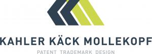 Kahler Käck Mollekopf Partnerschaft von Patentanwälten mbB