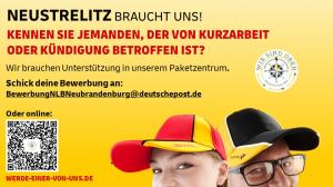 Deutsche Post AG Neubrandenburg
