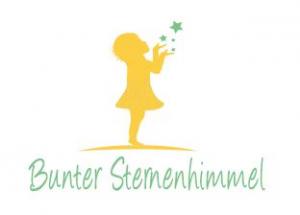 Kindergarten Bunter Sternenhimmel