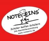 NoteEins® Nachhilfevermittlung | München | Rosenheim