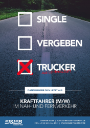 Fuhrunternehmen/ Logistikunternehmen
